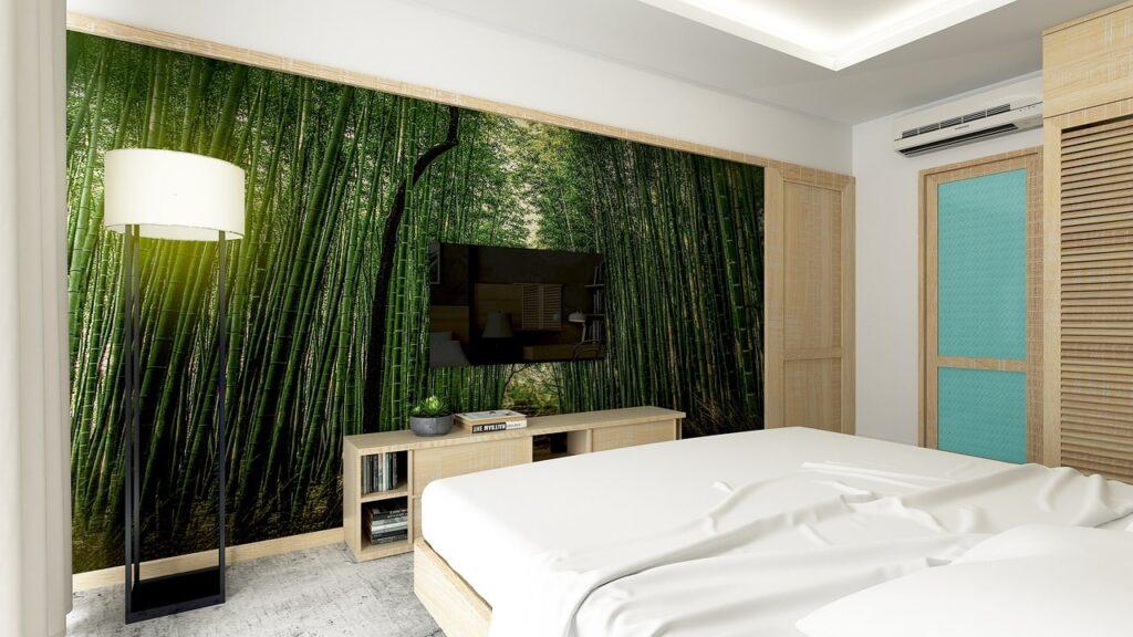 chambre tropical