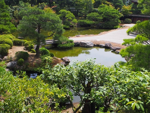 jardin zen création