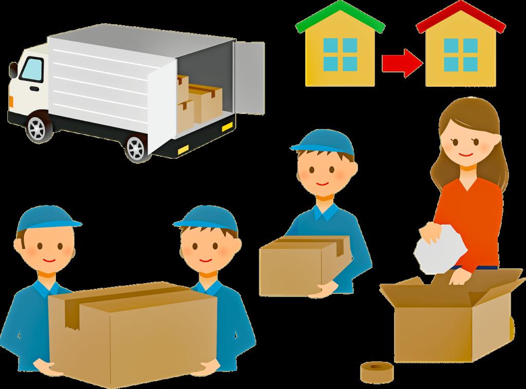 salaire de déménageur