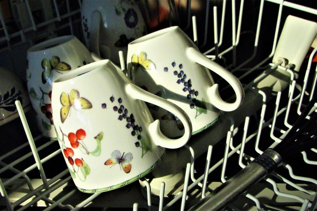 sel dans le lave vaisselle