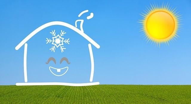 principe du refroidissement adiabatique